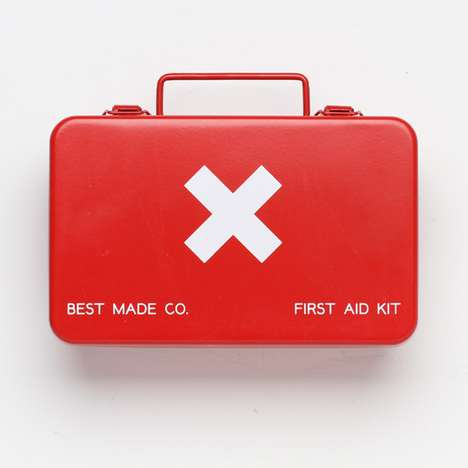 Designer-Chic Med Packs - The Best Made Small First Aid Kit Packs Health Essentials & Style