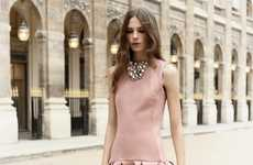 High-Powered Peplum Details - The Dior Pre-Fall Collection is Accessible and Parisian-Chic