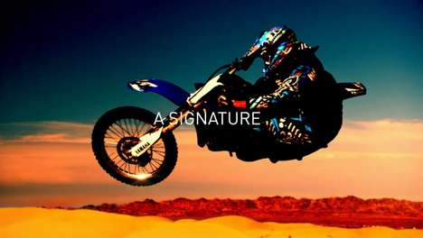 Extreme Sport Action Ads