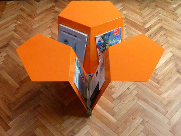 Functional Origami-Like Furniture