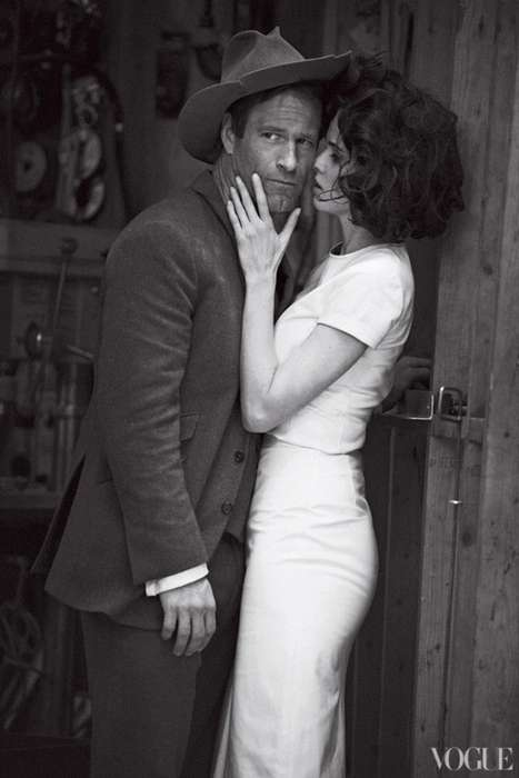 Romantic Antiquated Shoots