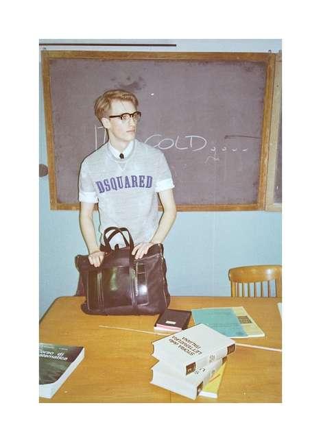 Vintage Scholastic Lookbooks