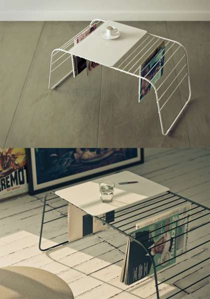 Two-in-One Rack Furniture