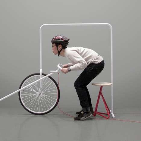 Bike-Like Furnishings