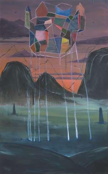 Frightful Fantasy Paintings