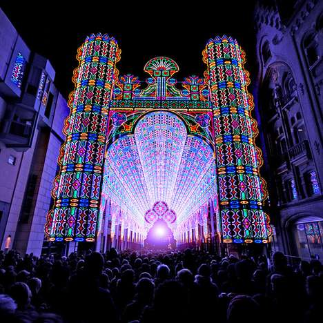 Captivating Luminous Cathedrals