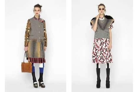 Busily Layered Fashion