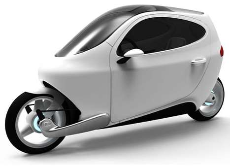 Encapsulated Eco Bikes