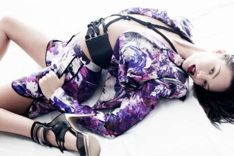 Fashionably Seductive Harnesses