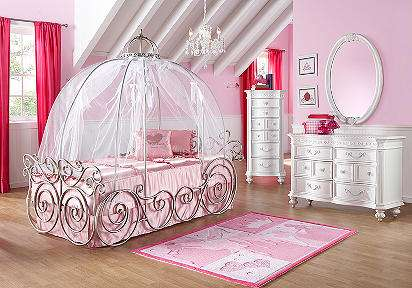 Luxuriously Royal Sleepers - These Disney Princess Bedroom Sets are a Wish Come True
