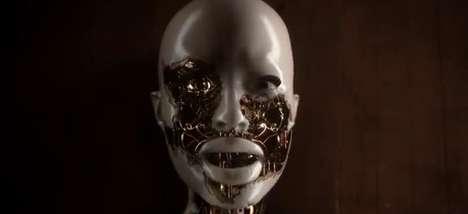 Robotic Rapper Videos