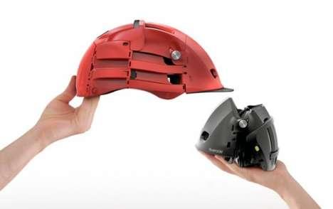 Foldable Bike Helmets
