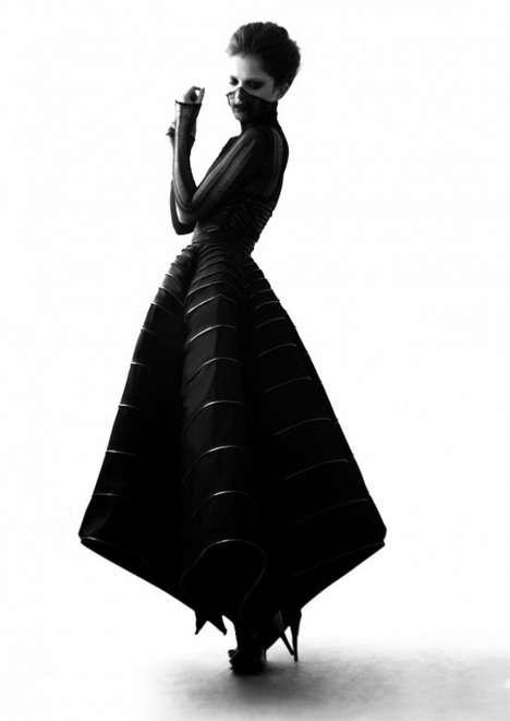 Goth Gown Lookbooks