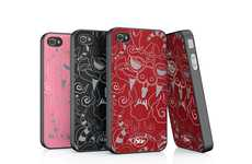 Snarling Zodiac Mobile Covers