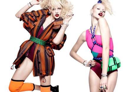 Rappel Rope Fashion