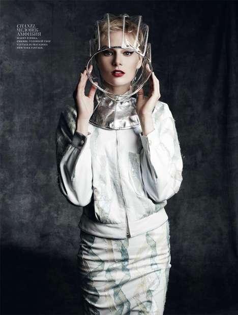 Astronaut-Like Fashion