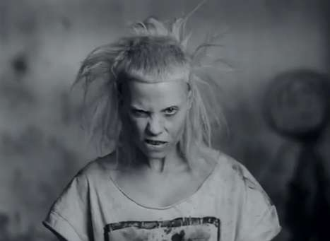 'I Fink U Freeky' by Die Antwoord is a Glorious Puddle of Sludge
