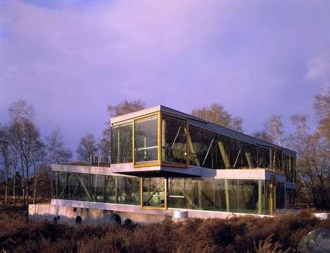 Eco Tea Houses