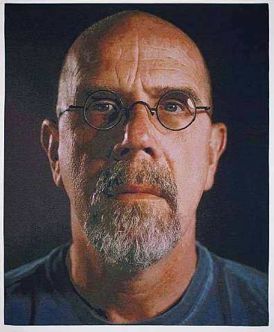 Chuck Close Keynote Speaker