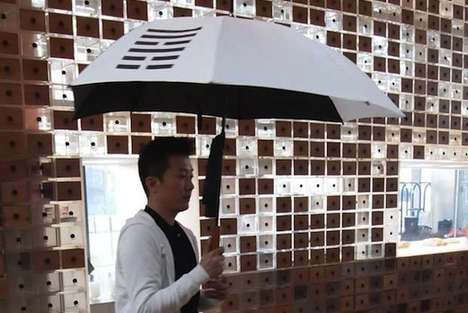 Interactive Umbrella Performances