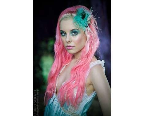 15 Popping Pink Hairdos