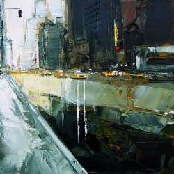 Melting Metropolis Artwork