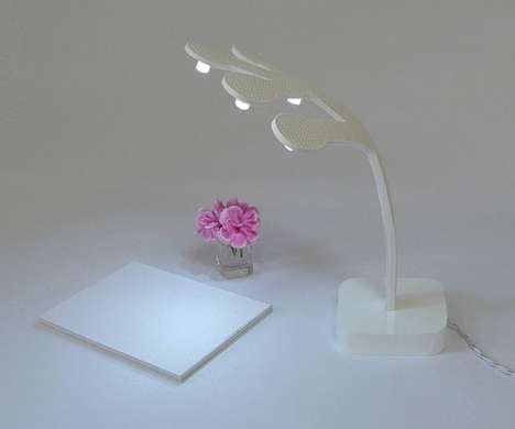 Arboreal Desktop Lights