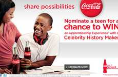 Public Service Challenges - Coca-Cola Pay It Forward Campaign Celebrates Black History Month