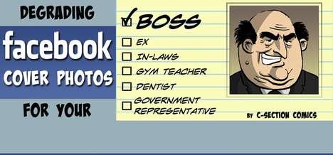 Bitter Boss Social Media Profiles