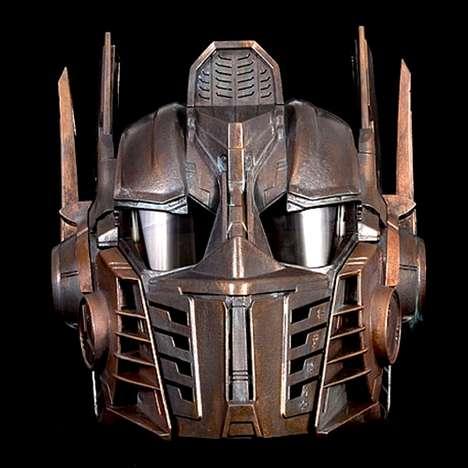 Sci-Fi Steampunk Masks