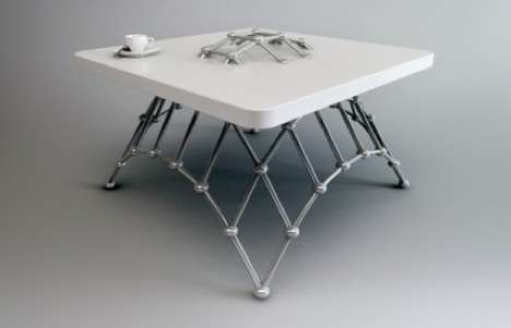 Geodesic Dining Tables