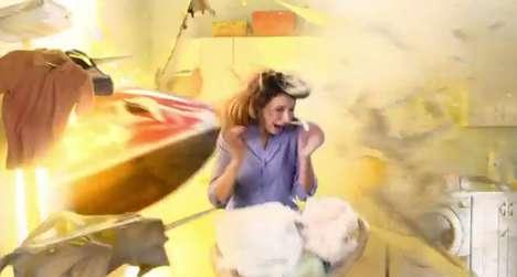 Commercial-Invading Body Sprays