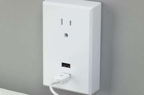 Slick USB Socket Converters