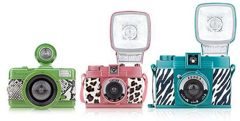 Romantic Refashioned Cameras