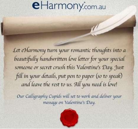 Romantic Message Deliveries