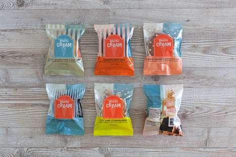 Retro Frozen Treat Branding