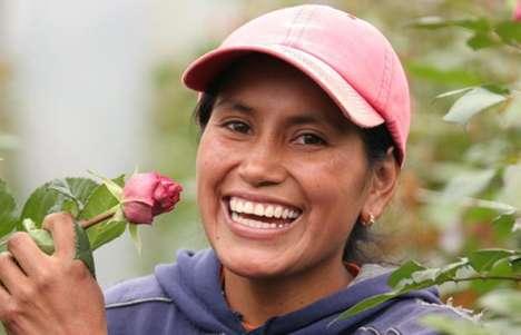 Fair Trade Bouquets