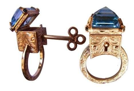 Locksmith-Inspired Bling