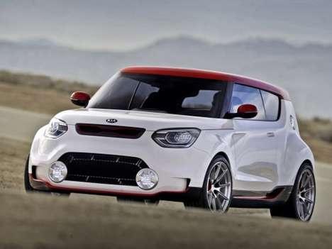 Sporty Korean Micro-Cars