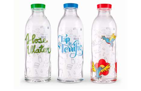 Tap Water Packaging