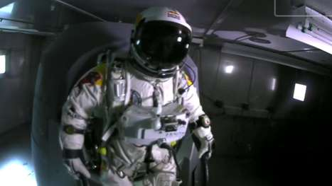 Red Bull Stratos Project Attempts 120,000-Foot Jump Again