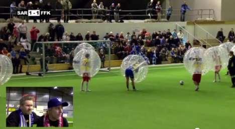 Human Bouncy Ball Sports