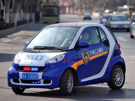 Compact Patrol Cars