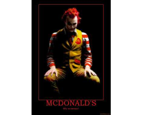 10 Ronald McDonald Parodies