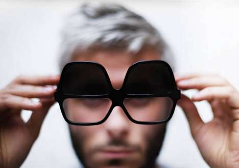 Double-Framed Eyewear
