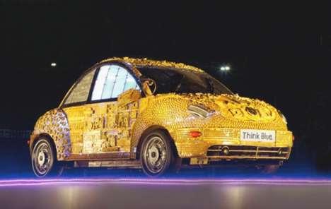 Trashy Car Art