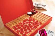 Pizza Box Proposals - The Pizza Hut Proposal Package Provides Everything Needed to Pop the Question
