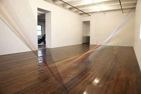 Indoor Rainbow Installations