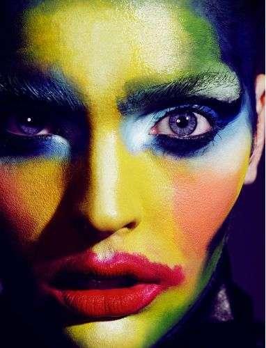 Jokeresque Makeup