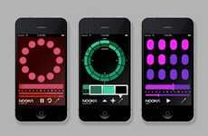 Time Visualization Tools - Nooka App Offers New Way to Tell Time Through Graphics & Color